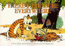 There's Treasure Everywhere (Calvin and Hobbes Series) by Bill Watterson | Paper