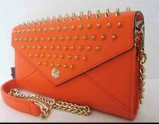 Rebecca Minkoff Shoulder Bag Clutch Wallet On Chain With Studs $225 NWT