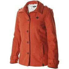 Nixon Sedgwick Jacket (S) Burnt Orange S16761208-02