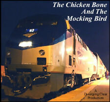 """Train Sound CD: Amtrak's """"City Of New Orleans"""""""