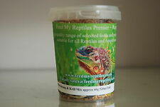 FMR Shrimp & Mix Di Krill adatto per rettili tartarughe Terrapin vasca 60g circa