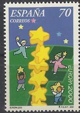 Cept 2000 ** 3540 Spanien Einzelmarke Postfrisch siehe scan