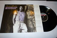 Jermaine Jackson-Precious Moments - 1986 Lp Alemán