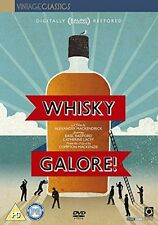 **NEW** - Whisky Galore - Digitally Restored (80 Years of Ealing) 5055201815644
