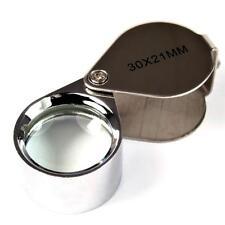 Lupe 40 fache Vergrößerung Ø 25 mm Vergrößerungslupe Präzisionslupe Uhrmacher
