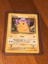 Pokemon Card - Pikachu Poketour Poke Tour Rare 1999 - English 58/ 102