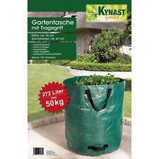 272 Liter Gartenabfallsack doppelte Nähte Gartensack Laubsack Rasensack