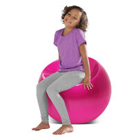 Outdoor Living Room Patio Night Club Bar Cocktail Kid Pouf Chair Ball Seat Pink