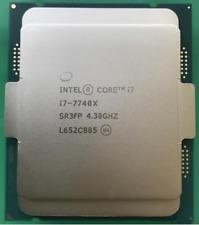 Intel Core i7-7740X Kaby Lake-X Quad-Core 4.3GHz LGA 2066