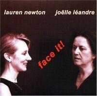 Face It! - Lauren Newton - New - Sealed