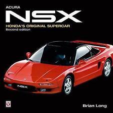 Acura NSX: Honda's Supercar, Very Good Condition Book, Brian Long, ISBN 97817871