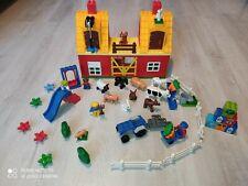 Lego Duplo Bauernhof mit viel Zubehör