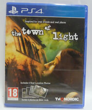 THE TOWN OF LIGHT - SONY PS4 - NUOVO SIGILLATO NEW SEALED PAL