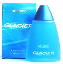 ORIFLAME Glacier Eau de Toilette Natural Spray For Him 100ml - 3.3oz