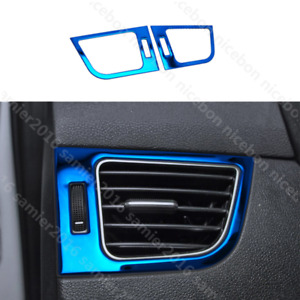 Fit for HYUNDAI Elantra 2011-2016 steel Air Conditioning Dashboard Vent Cover