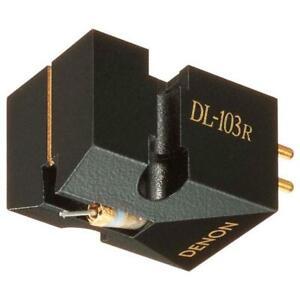 Denon MC Tonabnehmer DL-103R MC Low Output Stereo Cartridge