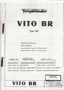 Voigtländer Sacs For Vito Br