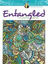 Creative Haven Coloring Bks.: Creative Haven Entangled Coloring Book by Angela …