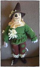 """Wizard of Oz Scarecrow Plush Stuffed Doll by Nanco, 22"""" Tall"""