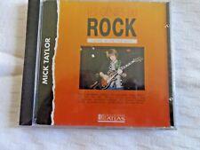 CD   MICK TAYLOR   collection les génies du rock