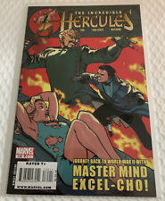 The incredible Hercules journey back to Ww Ii with master mind Excel-Cho #135