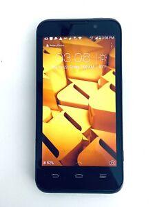 Black ZTE Warp 4G N9510 Sprint 8GB Smart Phone Perfect Working Condition