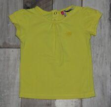 ~ Tee-shirt MC jaune ORCHESTRA fille 9 mois ~