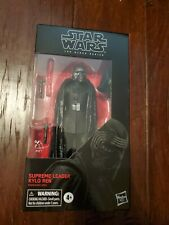 Hasbro Star Wars The Rise of Skywalker Black Series Supreme Leader Kylo Ren New