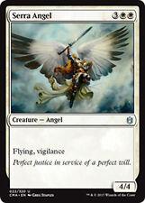 2x Serra Angel (Serra-Engel) Commander Anthology Magic