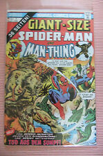 9..6 NM+ GIANT SIZE AMAZING SPIDER-MAN # 5 GERMAN EURO VARIANT W/OWP
