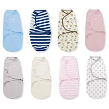 Summer Infant Swaddle Baby Blanket Wrap Swaddling 100% Cotton Premium 0-6m