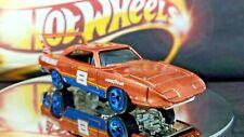 Hot Wheels Plymouth Superbird Chrysler Walldogs Goodyear Vetuskey Black Interior