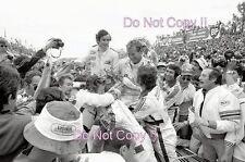 Ickx &  Barth & Haywood Porsche 936/77 Winners Le Mans 1977 Photograph
