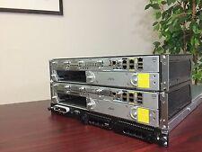 Cisco CCIE VOICE LAB KIT 2x Cisco2911-V/K9 1x DELL 1950 CUCM 11  PVDM3-16