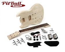 Pit Bull Guitars AG-1L Electric Guitar Kit (Left Handed Kit)