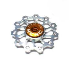 gobike88 KCNC Jockey wheel rear derailleur 7075 alloy 11T silver 1pc/set, 698