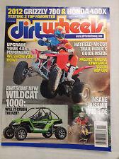 Dirt Wheels Magazine Hatfield-McCoy Trail Guide November 2011 032817nonR
