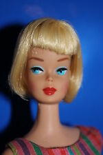 Vintage American Girl Barbie in Box with Stand and Booklet