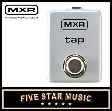 MXR TAP TEMPO SWITCH M199 CONTROL DELAY TIME ON VARIETY OF PEDALS