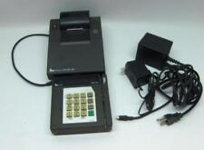 VeriFone Tranz 330 Credit Card Terminal w Printer 250 & 2 Ac Adapters