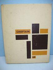 1968 Chieftain, West High School, Torrance, California Yearbook