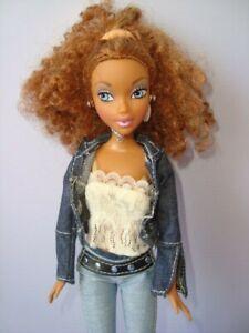 MY SCENE BARBIE MATTEL bambola fashion doll