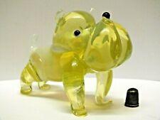 Rare & Desirable Barovier & Toso 1970s / 1980s Murano / Venetian Glass Bull Dog