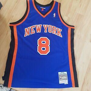 New York Knicks latrell sprewell Trikot  XL