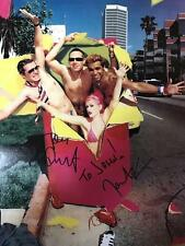 No Doubt- 11X14 Color Photo Signed by Tom Dumont & Tony Kanal