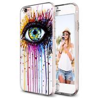 Handy Tasche Apple iPhone 4 4S Schutz Hülle Silikon Cover Backcover Bumper Case