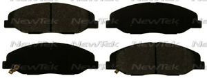 Disc Brake Pad Set fits 2008-2014 Cadillac CTS STS  NEWTEK AUTOMOTIVE