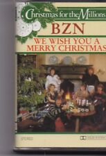 BZN-We Wish You A Merry Christmas Music Cassette