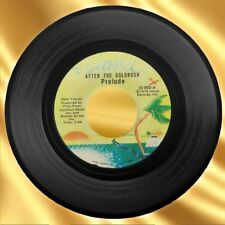 1974 Neil Young 'After The Gold Rush/Johnson Boy' Island 45 RPM