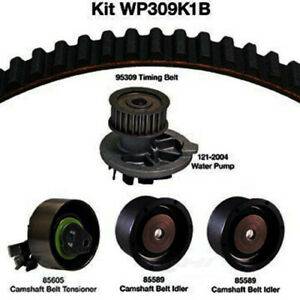 Engine Timing Belt Kit with Water Pump-Water Pump Kit W/o Seals Dayco WP309K1B